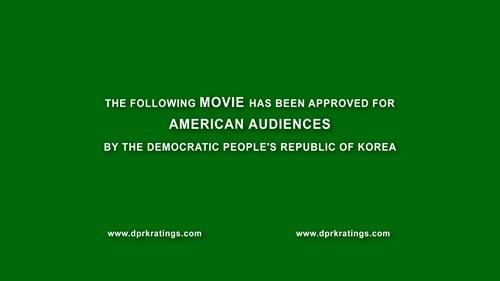 kim jong-un movies North Korea the interview - 8405985792