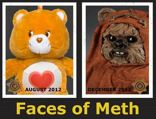 care bears drugs meth ewok funny after 12