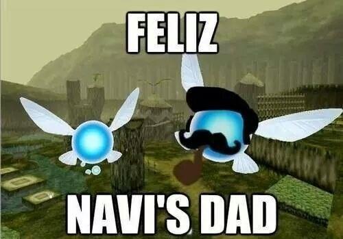 navi,zelda,holidays