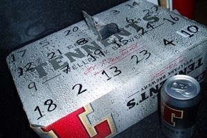 christmas beer advent calendar funny - 8406110720