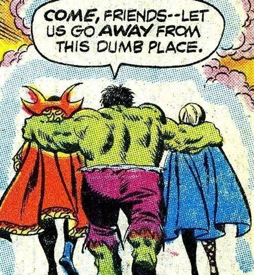 new years Straight off the Page the incredible hulk - 8406180352