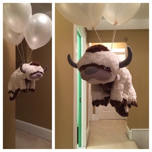 appa Avatar legend of korra sky bison - 8406279168