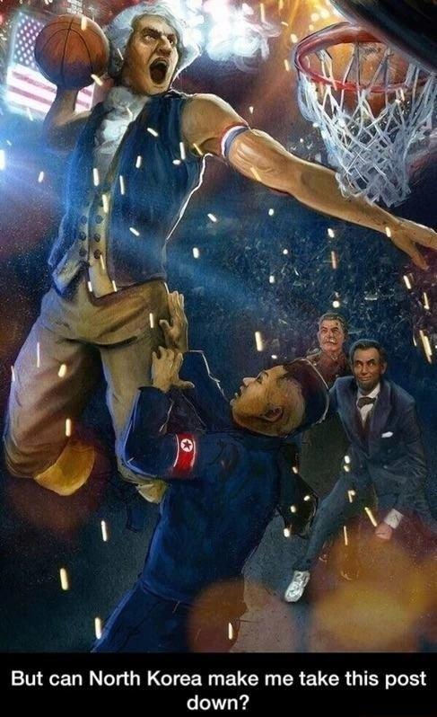 usa presidents North Korea george washington - 8406962176