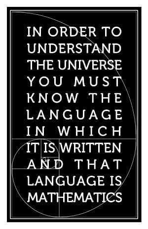 language,science,quote,math