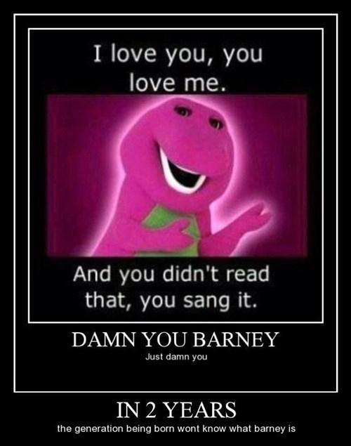 Music kids barney funny - 8407993088