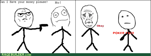 If all Canadians are polite is this how they rob someone