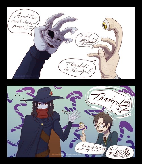 vampire hunter d anime parasite Fan Art - 8408314880