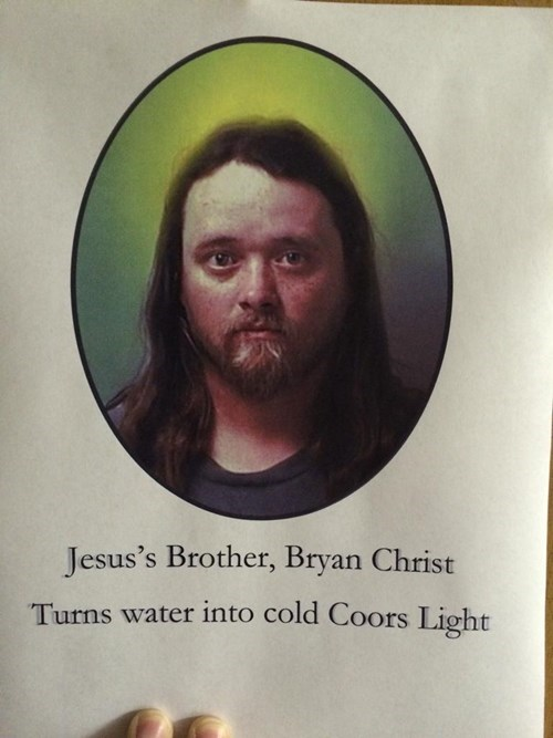 jesus beer miracle coors light funny after 12 g rated