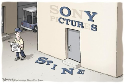 Sony,North Korea,web comics