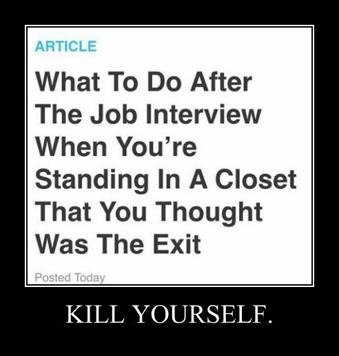 jobs,bad idea,interview,funny