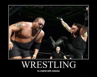 violence,ballet,funny,wrestling