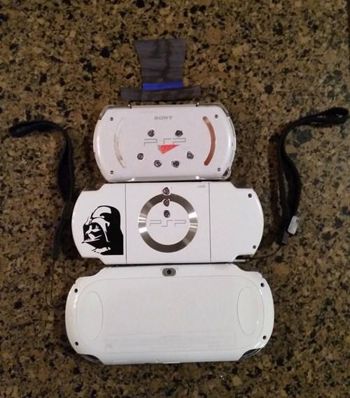 christmas PSP Sony holidays snowman