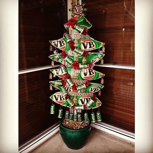 christmas beer christmas tree awesome after 12 g rated - 8408521472