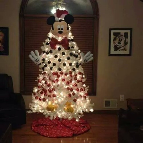 christmas disney mickey mouse - 8408529920