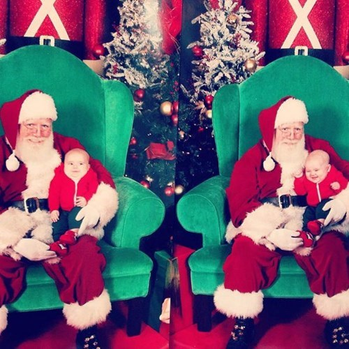 christmas baby expression parenting santa g rated