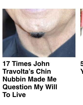john travolta cringe clickbait - 8408633600