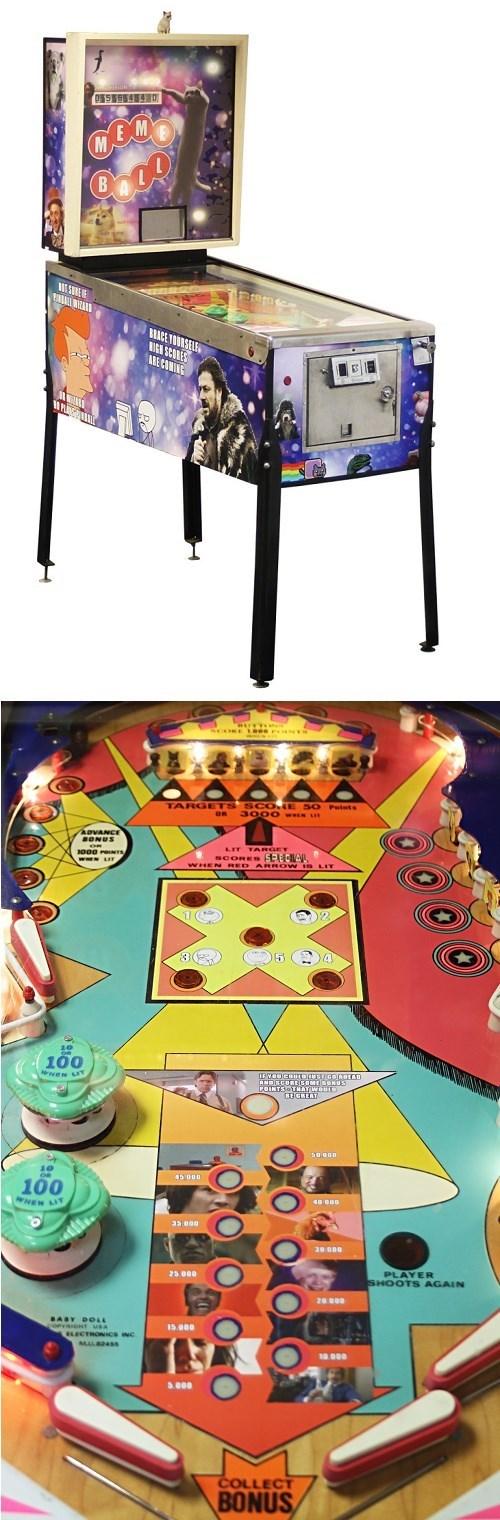 games Memes pinball - 8408686080