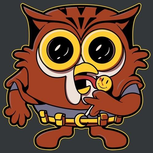 watchmen night owl tshirts tootsie pop for sale - 8408687872