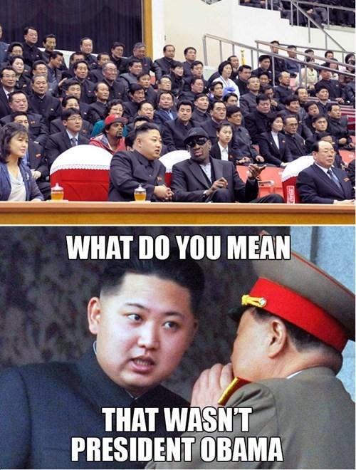 kim jong-un,Dennis Rodman,North Korea