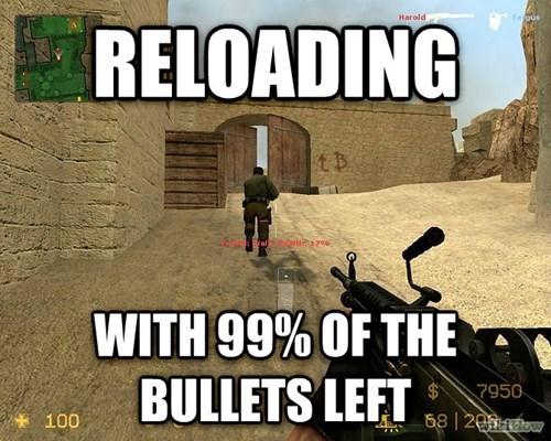 FPS lmg reloading