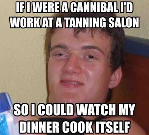 Memes super high guy cannibals - 8409432576
