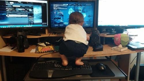 kids parenting video games - 8409535488
