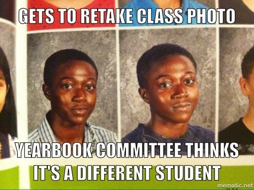 funny racist wtf yearbook - 8409541632