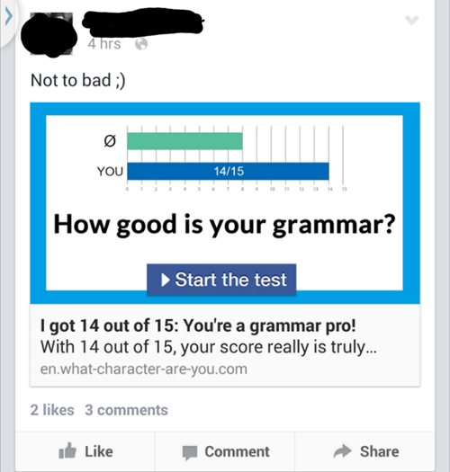 grammar whoops irony spelling