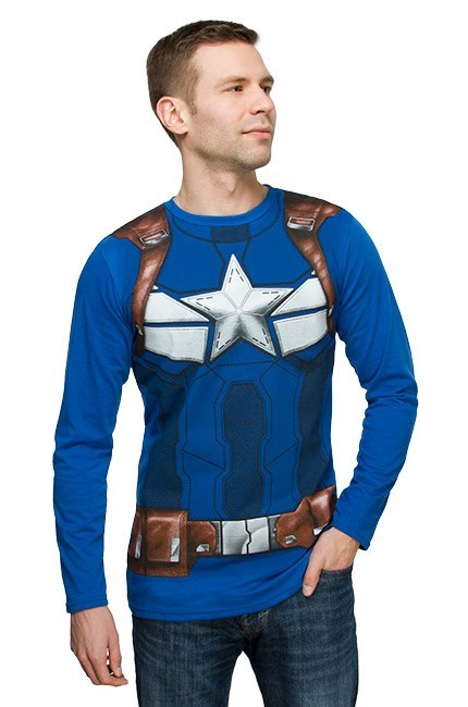 cosplay poorly dressed captain america - 8410094592