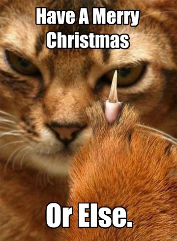 Cats christmas catmus - 8410234368