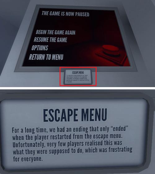 gaming escape menu - 8410419712