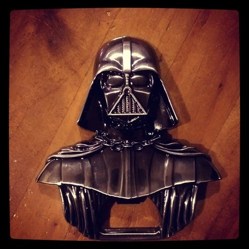 beer bottle opener funny darth vader after 12 - 8411041024