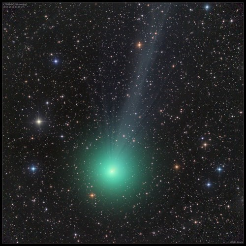 awesome comet Astronomy science space - 8411175168