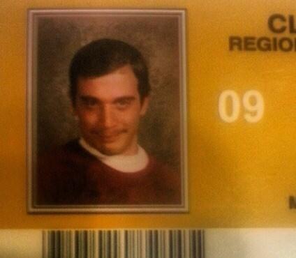 Some people take creepy school IDs