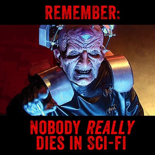 Death doctor who sci fi Davros