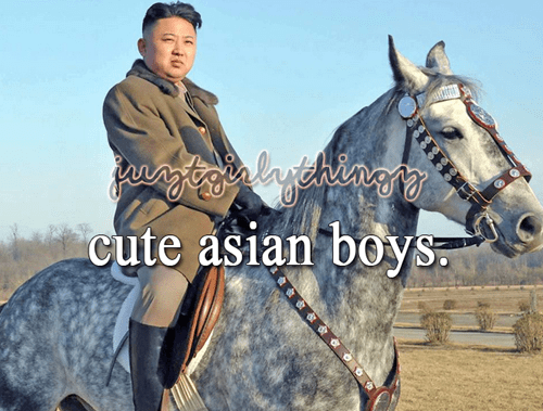 girls love kim jon un