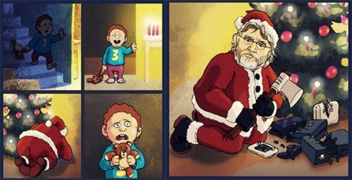 christmas,gaben,web comics