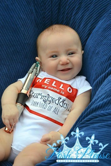 Babies onesie stormageddon etsy for sale doctor who - 8411719936
