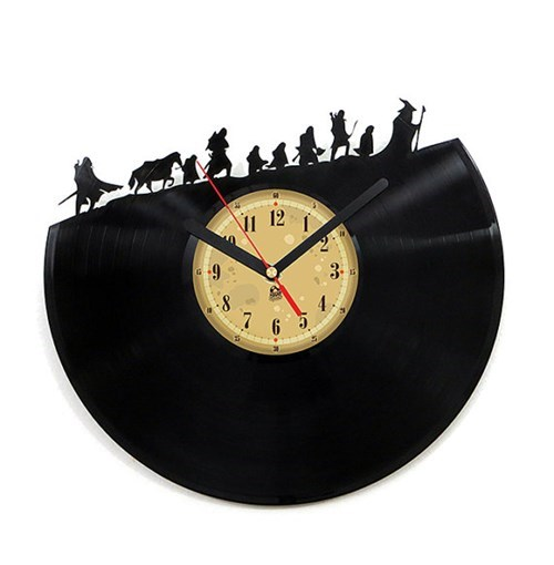 for sale The Hobbit clock - 8411738624