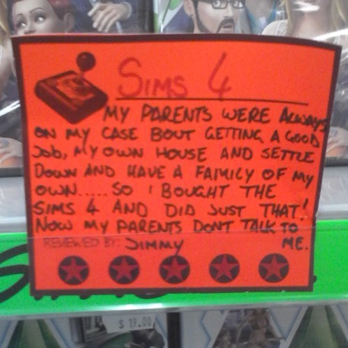 reviews,jb hifi,the sims 4