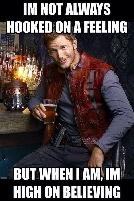 guardians of the galaxy,the most interesting man in the world