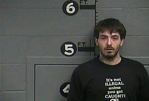 mugshot t shirts poorly dressed
