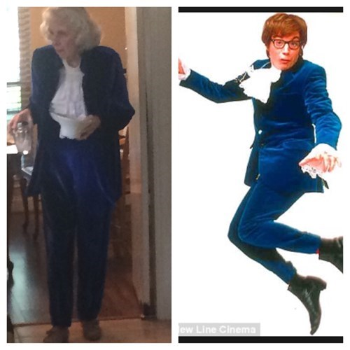 austin powers,totally looks like,poorly dressed