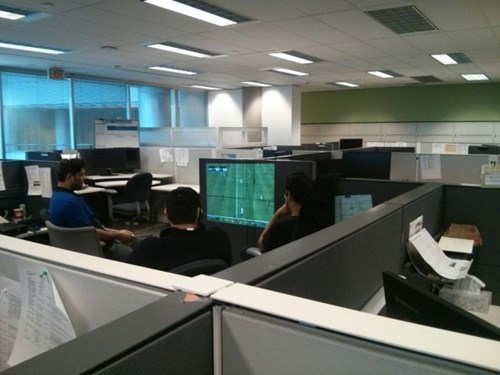 cubicle monday thru friday - 8411892736