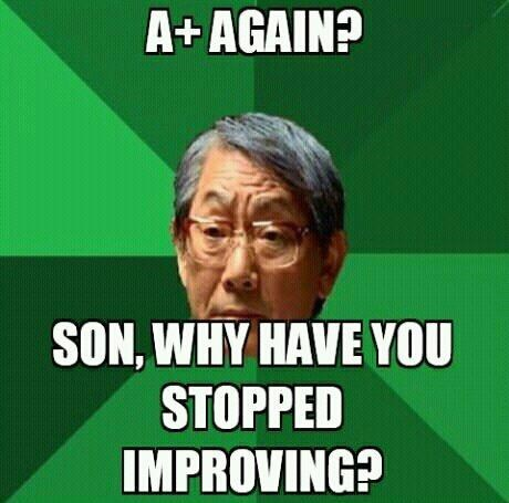 ä grades high expectations asian dad funny - 8411923200