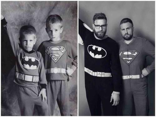 batman kids pajamas superheroes parenting superman - 8411931136