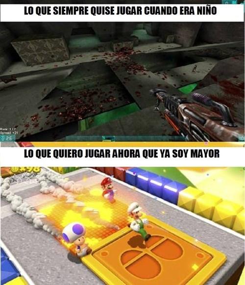 bromas videojuegos Memes - 8412004096