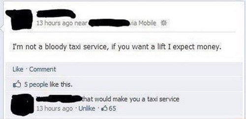 facepalm,taxi