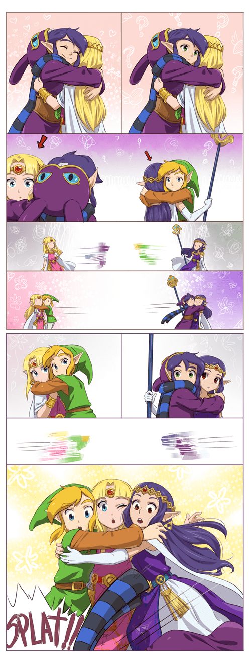 link,legend of zelda,comics,zelda,web comics,a link between worlds