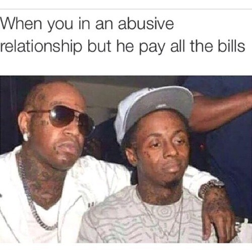 bad idea relationships lil wayne funny - 8413453824